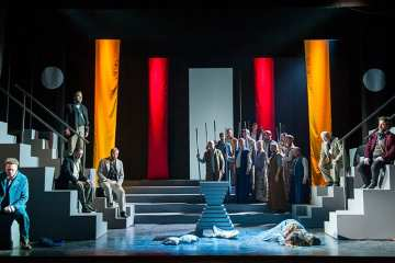 Tannhauser, Longborough Festival Opera