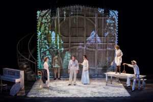 A Midsummer Night's Sex Comedy Be'er Sheva Theatre
