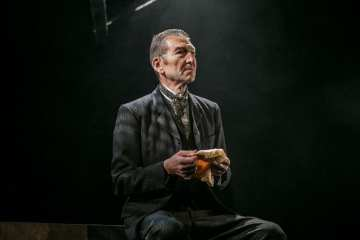 The Kreutzer Sonata at Arcola Theatre