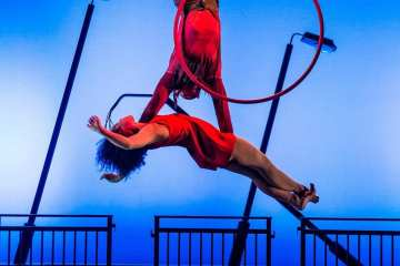 The Jungle Book by Metta Theatre at the London Wonderground