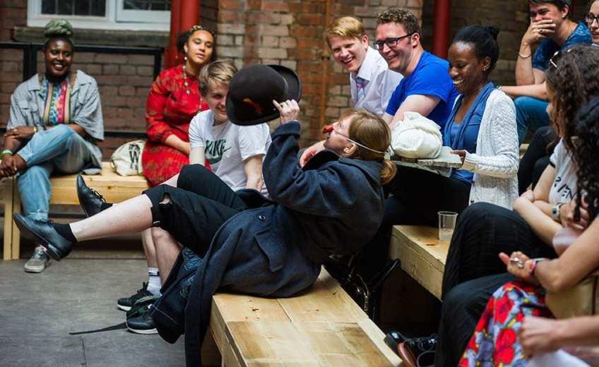Little Bulb - Extravaganza Macabre @ Battersea Arts Centre