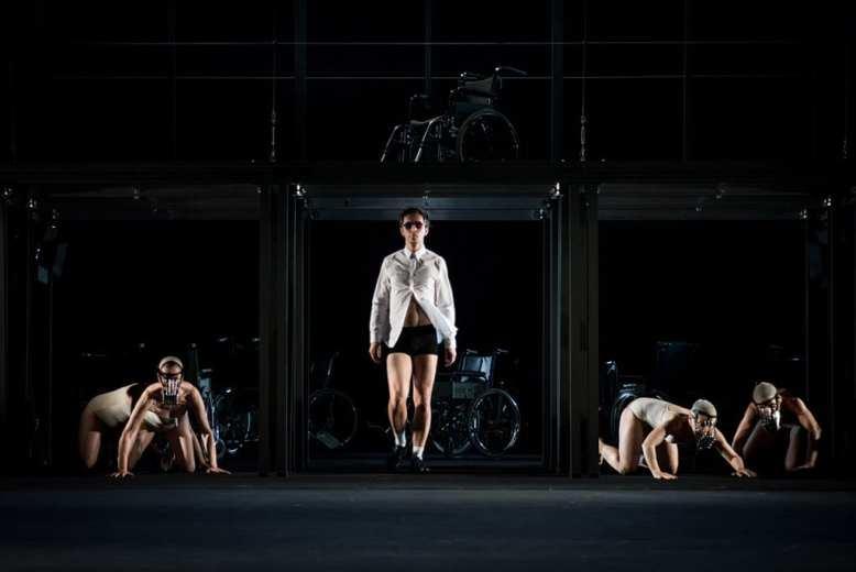 Teatr Współezesny w Szezecinie The Tempest Gdańsk Shakespeare Festival