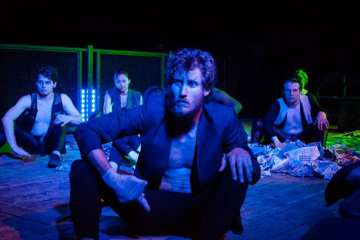 Titus Andronicus at Rose Playhouse