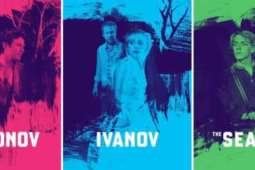 Young Chekhov at the National Theatre