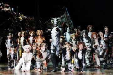 Cats 2014/15 Cast London Palladium
