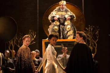 King Lear by the Royal Shakespeare Company 2016