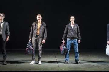 Trainspotting at Citizen's Theatre