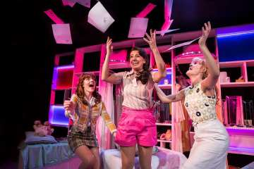 Vanities: The Musical at Trafalgar Studios