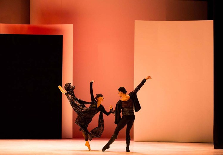 Northern Ballet Romeo & Juliet, Choreography Jean-Christophe Maillot