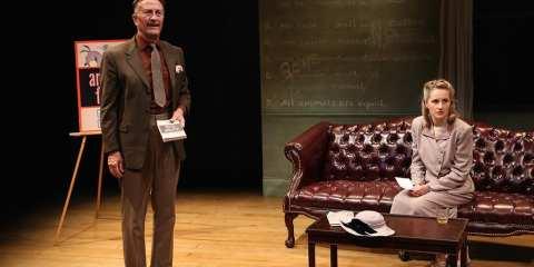 Orwell in America 59E59 Theaters, New York