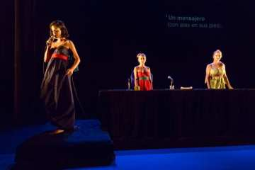 Sleepwalk Collective's Domestica, Birmingham Repertory Theatre