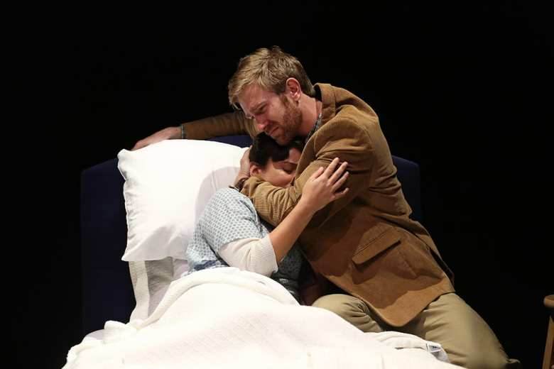 TERMS OF ENDEARMENT at 59E59 Theaters. Photo by Carol Rosegg