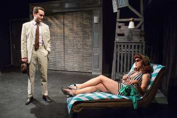 The City That Cried Wolf at 59E59 Theatre, New York