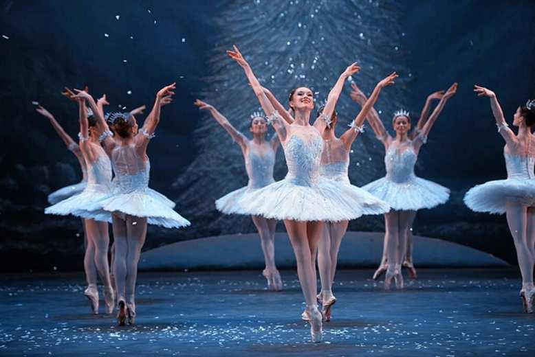 English National Ballets Nutcracker. Photo © Laurent Liotardo