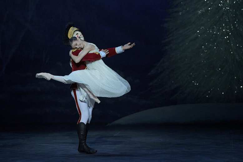 English National Ballets Nutcracker. Photo © Laurent Liotardo