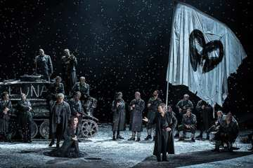 Il trovatore.The Royal Opera © 2016 ROH. Photograph by Clive Barda