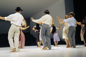 Masurca Fogo, Pina Bausch's Tanztheater Wuppertal. Photo credit Zerrin Aydin-Herwegh