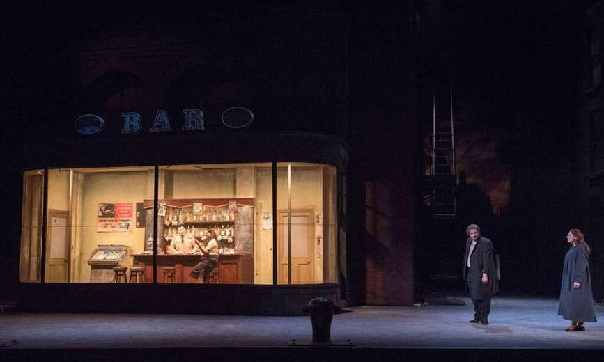 ENO Rigoletto. Photo Alastair Muir