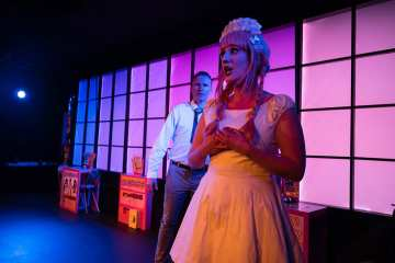 Madam Butterfly - The Kings Head - Photo Christopher Tribble