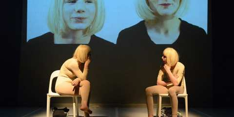 The Ballad of the Apathetic Son and his Narcissitic Mother. Photo NiallWalker