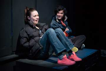 Kicked in the sh*tter 5 Stars By Leon Fleming The Hope Theatre