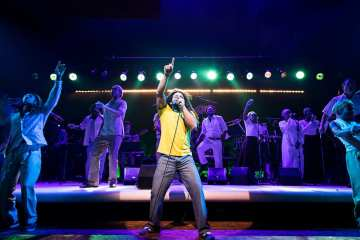 One Love - The Bob Marley Musical © Helen Maybank