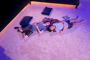 OMEGA KIDS by Noah Mease at Access Theater. Photo by Hunter Canning
