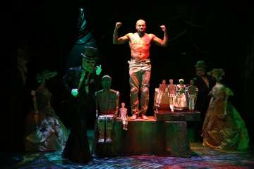 THE EMPEROR JONES at Irish Rep, Photo by Carol Rosegg