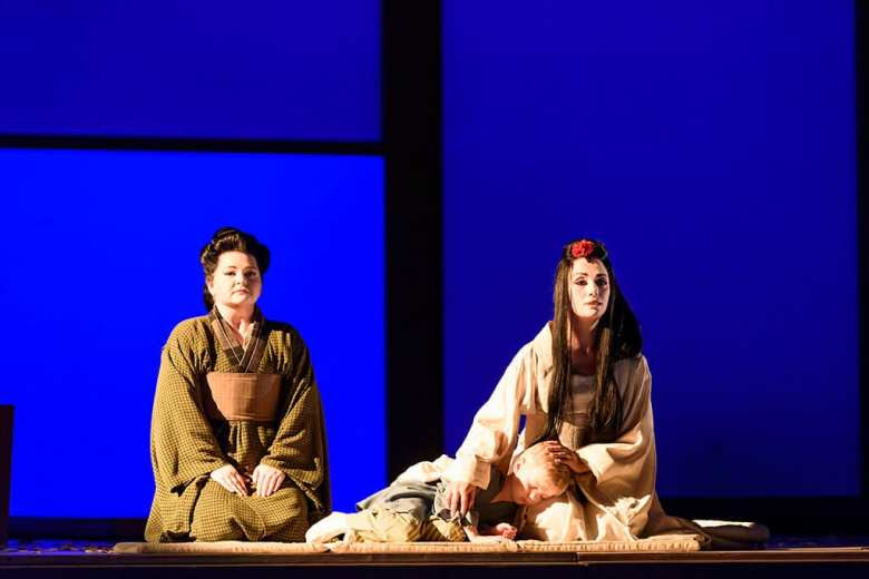 Madama Butterfly ©ROH. PHOTO BILL COOPER