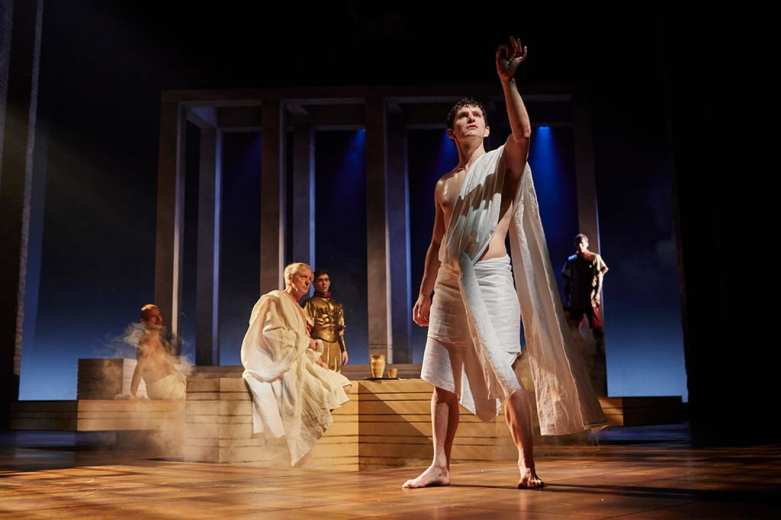 Antony and Cleopatra by Royal Shakespeare Company, Stratford Upon Avon