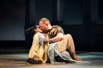 Antony and Cleopatra by Royal Shakespeare Company, Stratford Upon Avon