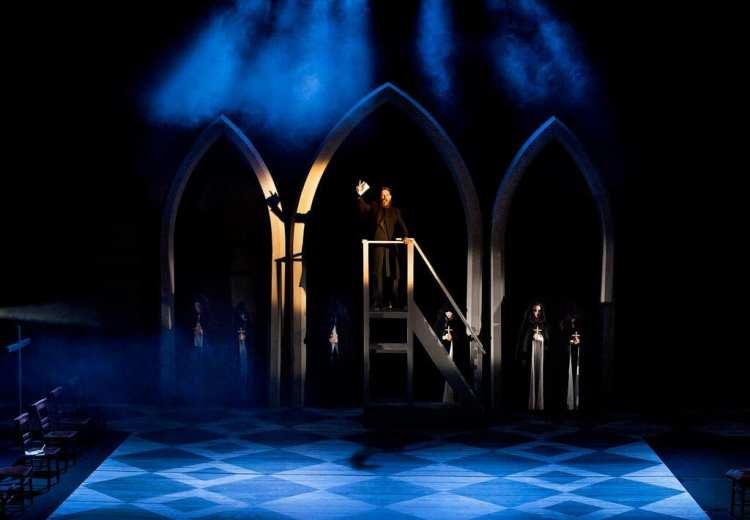 Glory on Earth Lyceum Theatre, Edinburgh
