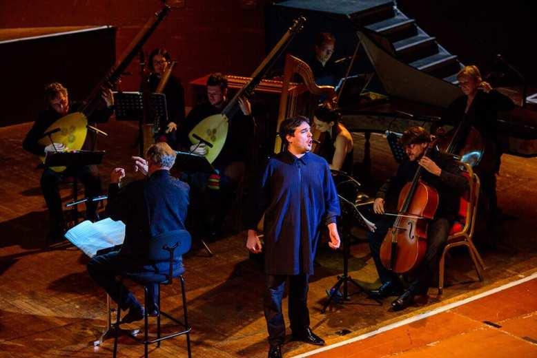 L'Incoronazione di Poppea Colston Hall Bristol