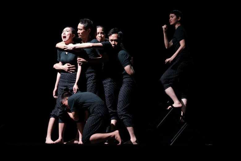 Titus Andronicus 2.0 Adaptation by Chong Mui Ngam