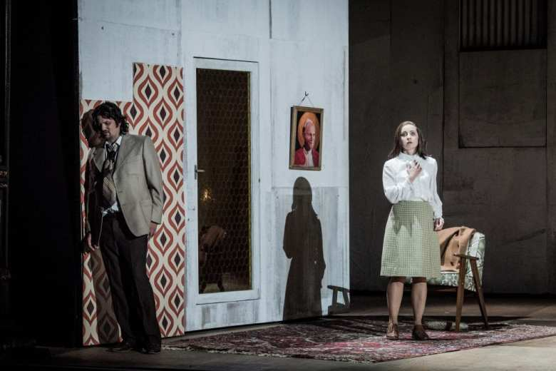 Opera North's Cavalleria rusticana Photo Robert Workman