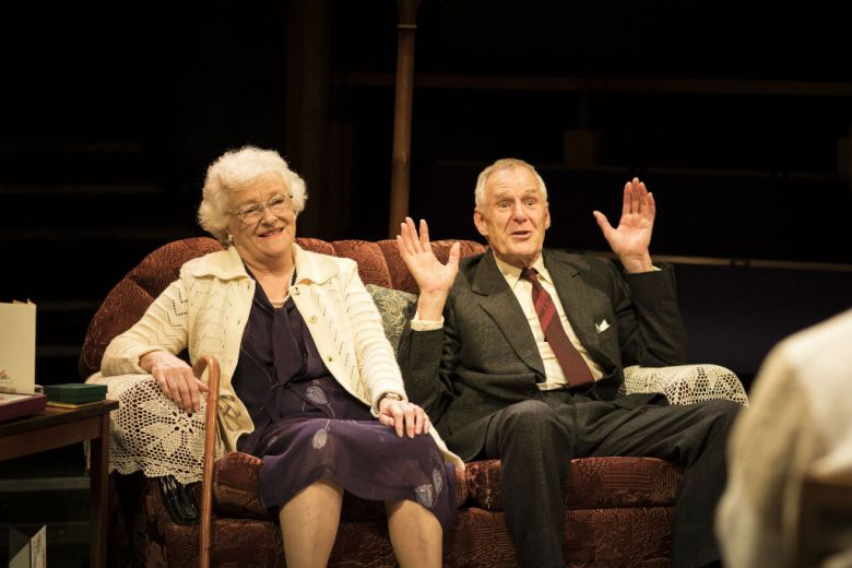 THE MARCH ON RUSSIA by David Storey - Orange Tree Theatre - photo by Helen Maybanks
