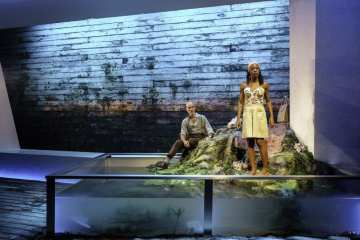 The Lady from the Sea Donmar Warehouse