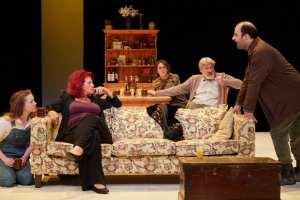 Sherman Theatre The Cherry Orchard by Anton Chekhov A re-imagining by Gary Owen Director Rachel O'Riordan