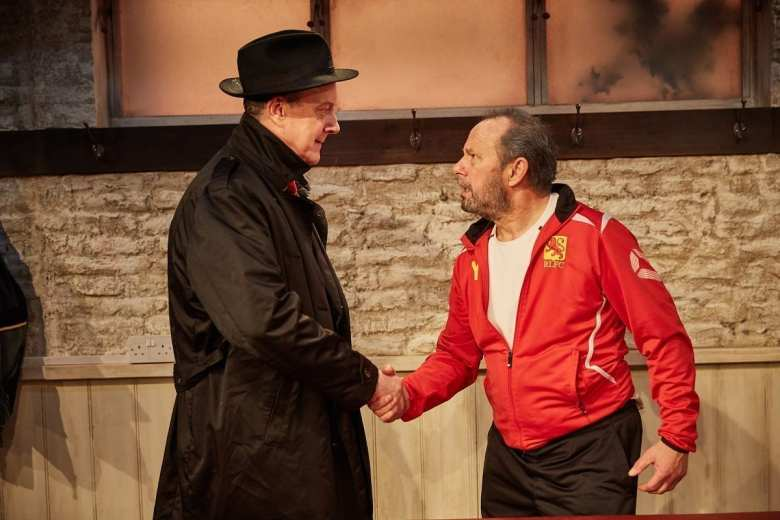 The Red Lion, Trafalgar Studios -(courtesy of Mark Douet)