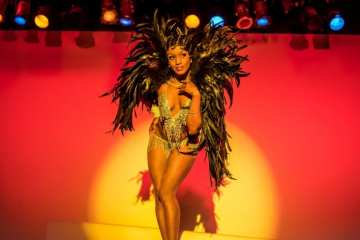 JOSEPHINE a Burlesque Cabaret Dream play