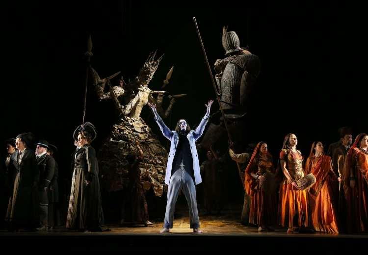 SATYAGRAHA **** English National Opera-c-Donald-Cooper