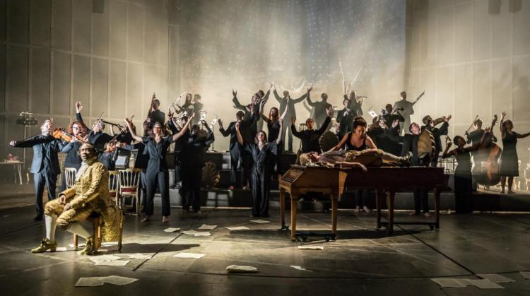 Amadeus National Theatre Photo Marc Brenner