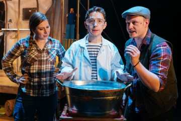 Rose theatre, Kingston George's Marvellous Medicine
