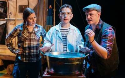 Rose theatre, Kingston George's Marvellous Medicine