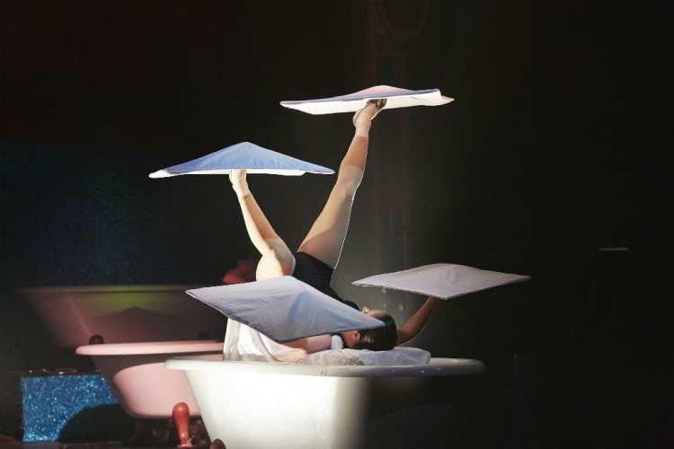 Underbelly Soap Circus
