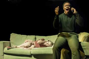 Machinal Almeida Theatre