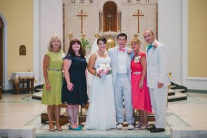 The wedding in New Orleans!