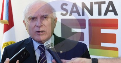 "Para Lifschitz, las medidas de Macri ""suenan a marketing"""