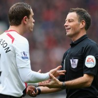 Mark Clattenburg's Tough Day at the Office