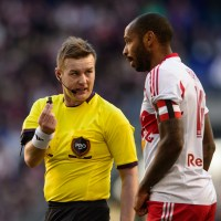 MLS Replacement Ref Speaks to Press